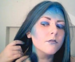 Illyria - Blue Face Paint Video