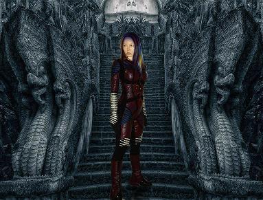 Illyria of Vahla ha'nesh by Verdaera on DeviantART