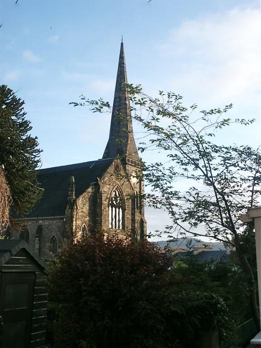 Church in Sterling, Scotland