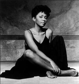 young Anita Baker