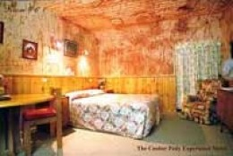 Coober Pedy Experience Hotel