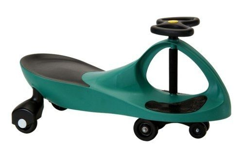 Green Plasma Car