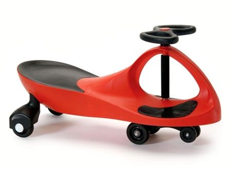 Red Plasma Car by Plasmart