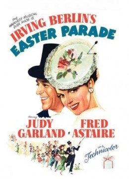 Easter ParadeMudical,RomanceJudy Garland and Fred Astair
