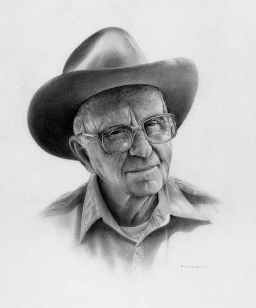 James Albert Michener   February 3, 1907 -  October 16, 1997.  A Novelist (short story writer)Won the Pulitzer Prize for fiction :Tales of the South Pacific (1948)James, never knew who his parents were.  He was raised a Quaker by an adoptive mother