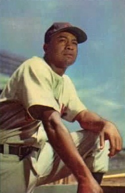 "Lawrence Eugene ""Larry"" Doby December 13, 19. This baseball great died on June 18, 2003.A player in the Negro Leagues, advancing to the Major Leagues.  This center fielder was the second black player in the Major Leagues  Larry was the first black"