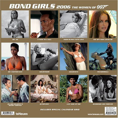 The Bond Girls Have Become Movie Royalty