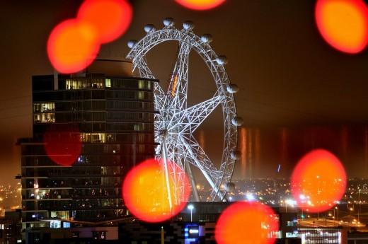 Southern Star Observation Wheel, Docklands