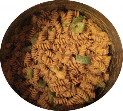 Pumpkin Rotini