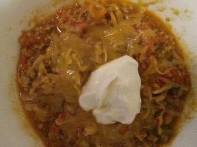Turkey Pumpkin Chili