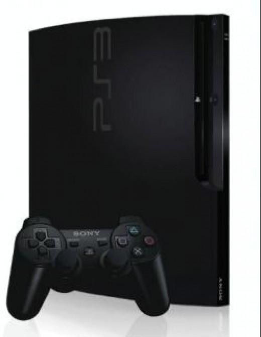 New PS3 Slim