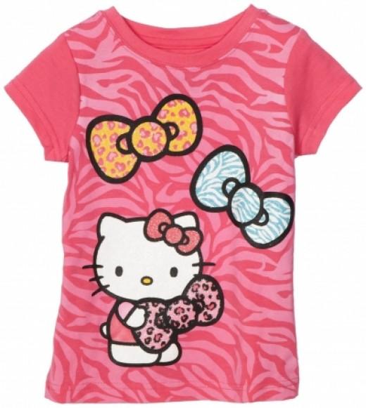 Girls LOVE Everything Hello Kitty