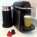 My Nespresso Pixie espresso machine