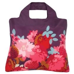 Envirosax Eco-Bag - Bloom - Purple Peony