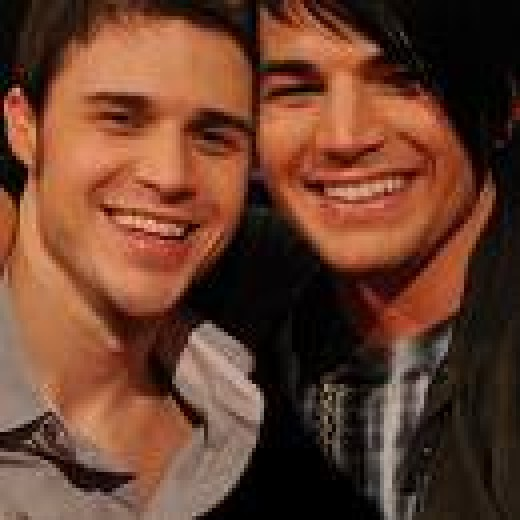 Kris and Adam