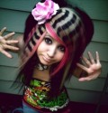 Cute Emo Girls Hairstyles - Photos And Tips On How To Cut & Style Emo Haircut
