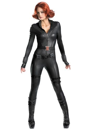 Replica Black Widow costume