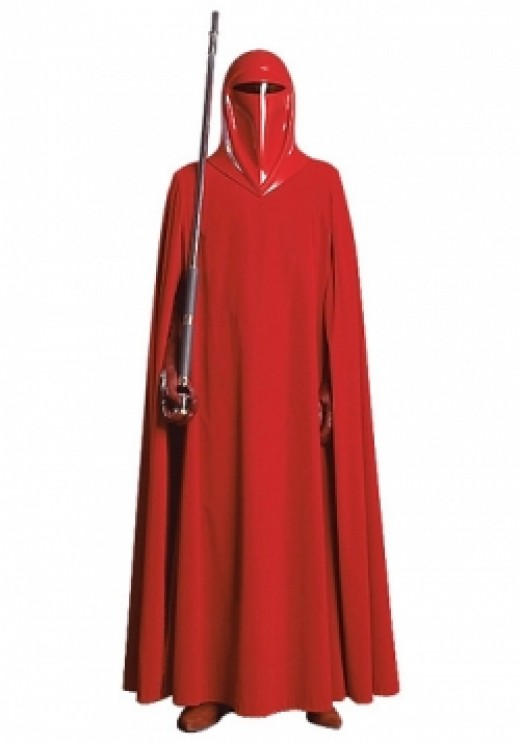 Imperial Guard Outfit