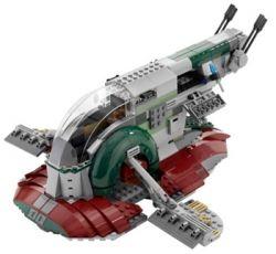 Slave I Lego Ship