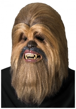 Movie Quality Chewbacca Mask