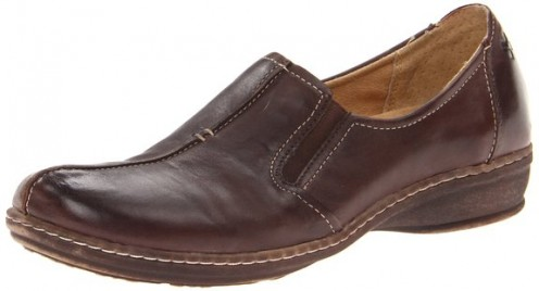 Naturalizer Women's Malvina Loafers - Oxford Brown Nubuck