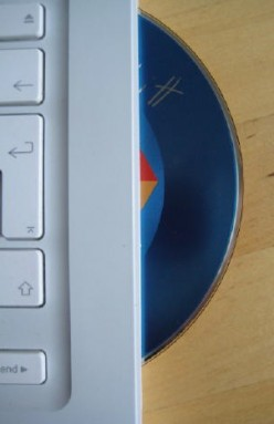 How To Eject And Remove A Stuck CD Or DVD From A MacBook
