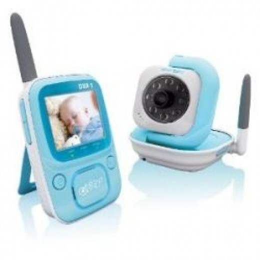 Infant Optics DXR-5 Digital Video Baby Monitor with Night Vision