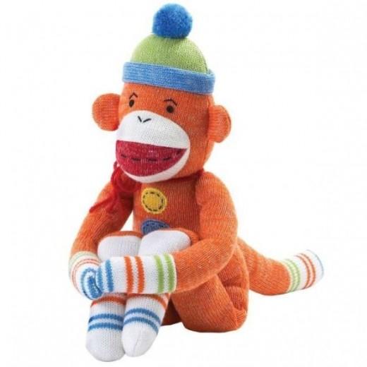 Sunny Sock Monkey