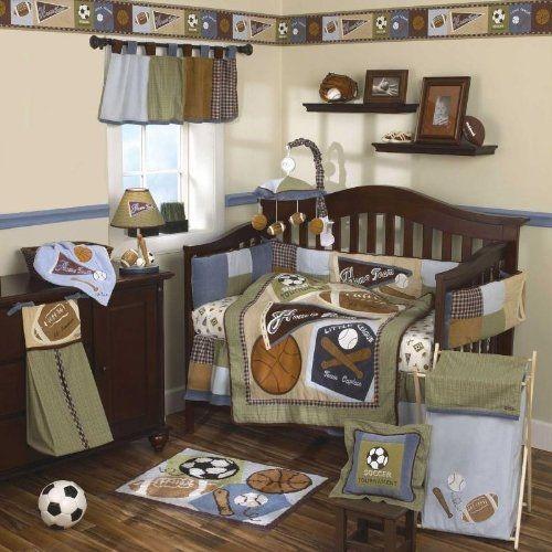 CoCaLo CoCaLo Baby Sports Fan Eight Piece Set