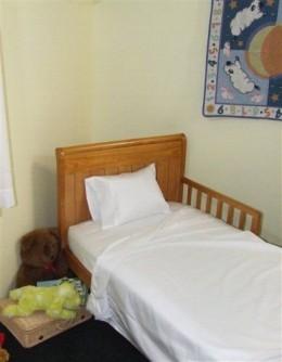 Toddler Bed Sheet Set 100% Cotton 3 Piece