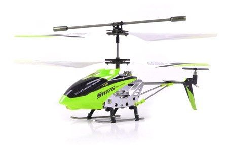 Syma S107G RC Helicopter Green
