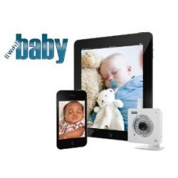 WiFi Baby - Wireless Video & Audio to iPhone, iPad, Android, Mac or PC.