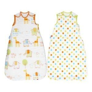 Dotty Day Out Sleeping Bag - Warm