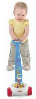 Brilliant Basics Corn Popper Push Toy