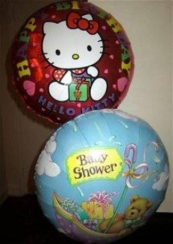 Hello Kitty Baby Shower Theme - Invitations, Decorations and Other Ideas