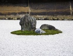 The Unbelievably Beautiful Zen Garden At Ryoan-ji In Kyoto, Japan