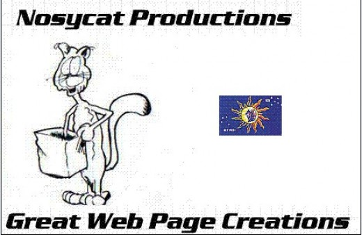 Another Great Web Page By Nosycat Productions