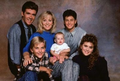Kirk's Growing Pains Family