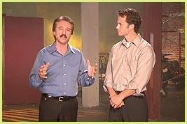 Kirk Cameron & Ray Comfort