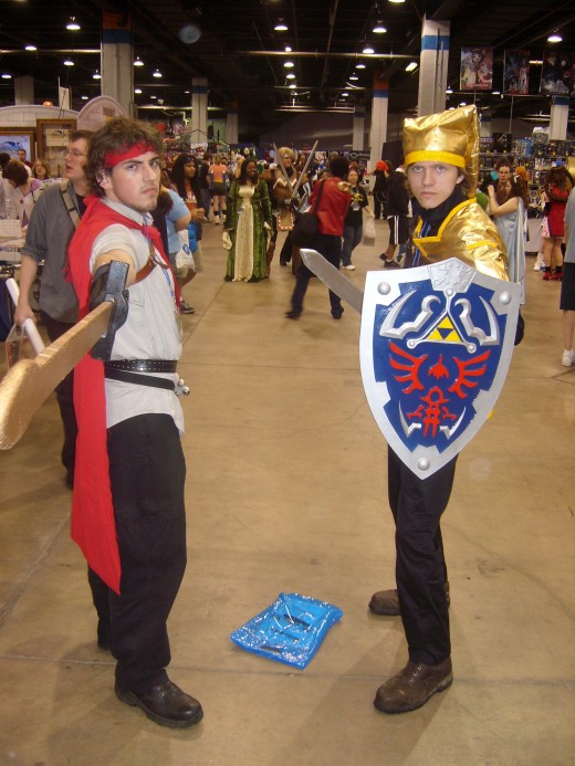 Ike and Golden Link