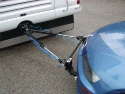 Tow Bar To Tow A Car Behind An RV