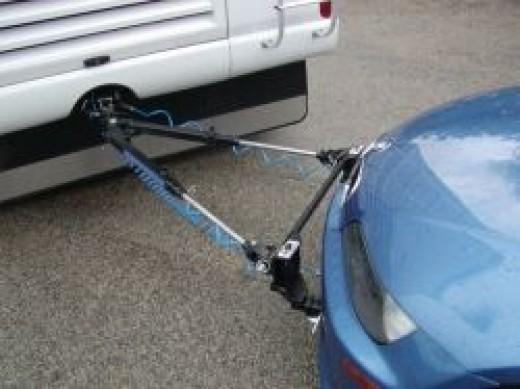 Tow Bar To Tow A Car Behind An RV