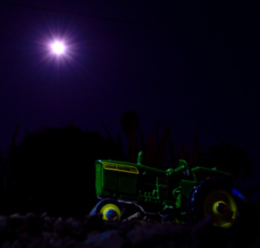 John Deere Dreams of Space