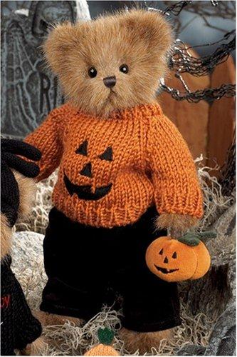 Mac and Jack, Halloween Scented Bearington Bear