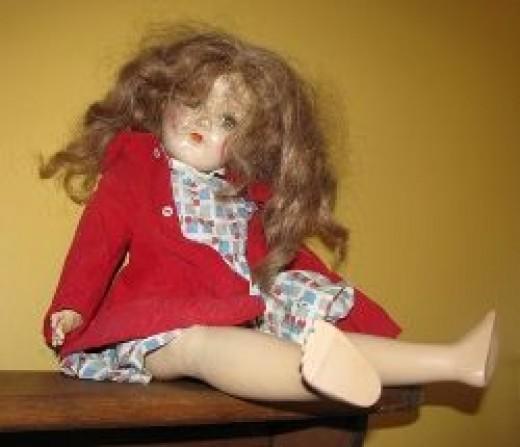 Many Toni dolls need some TLC.
