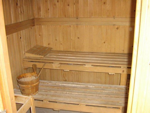 Use a Sauna to Detoxify