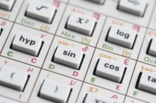 Common trigonometry functions