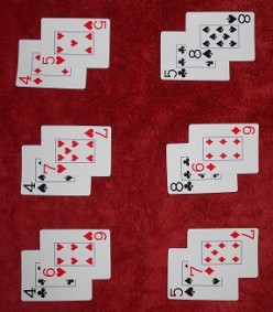 A New Twist On Crazy Eights