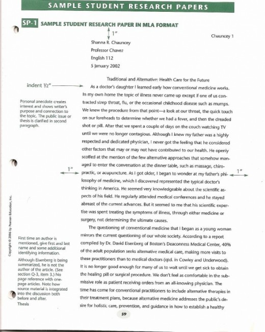 research paper abstract introduction