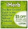Buy Supplements at iHerb.com and get $5 off your first order!